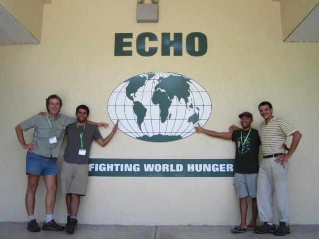 ECHO - Fighting World Hunger