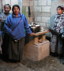 safe stoves in Satakna Guatemala