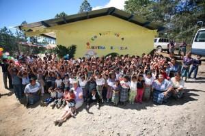 La Pedrera school opening